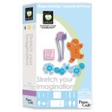 Cricut Shape Cartridge Stretch Your Imagination Item 29-0422